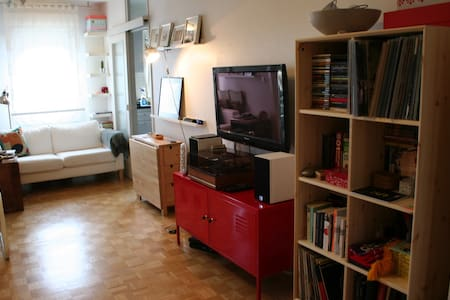 Spacious studio- home away from home - Zagreb