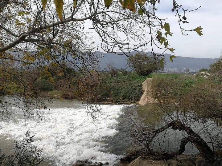By the Jordan river sweetspot