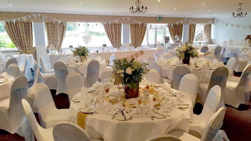 Overton Grange Country House - Shropshire - Bed & Breakfast