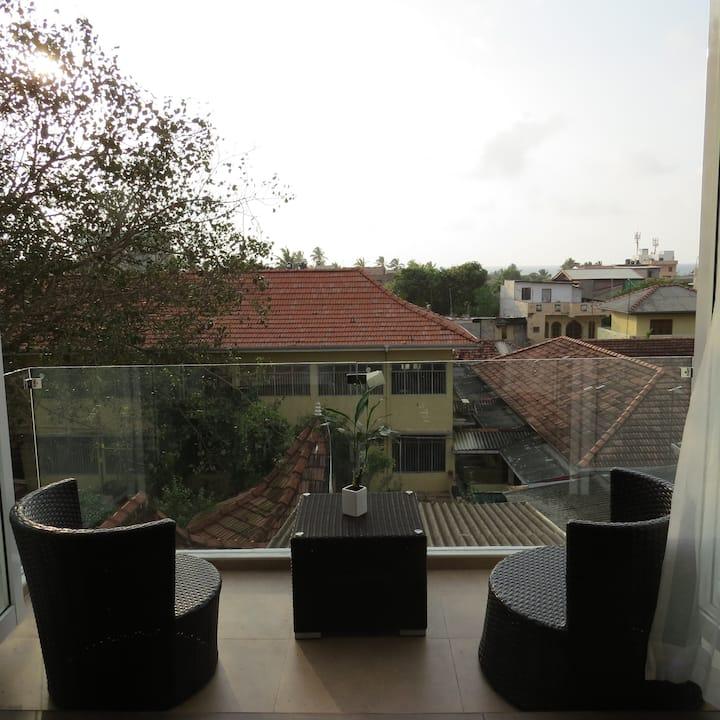 Rooms available at Lavinia Villa