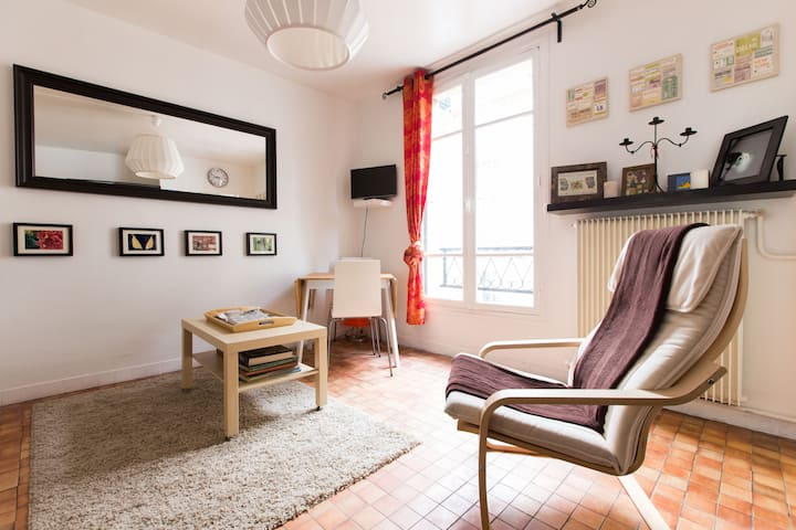 3: Close to Montmartre -