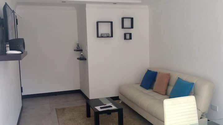 Suite moderna  con ubicación privilegiada
