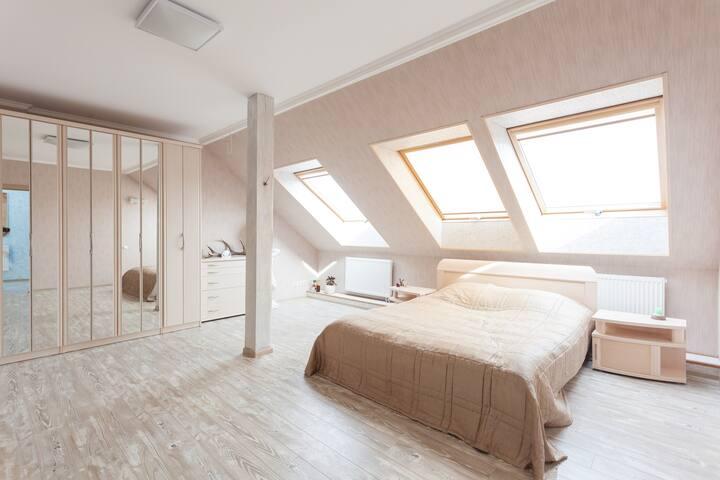 Квартира с видом на море!! - Yantarnyy - Apartment