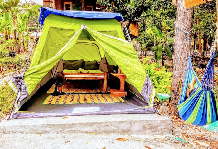 "One bedroom ""Glamping"" (no breakfast)"