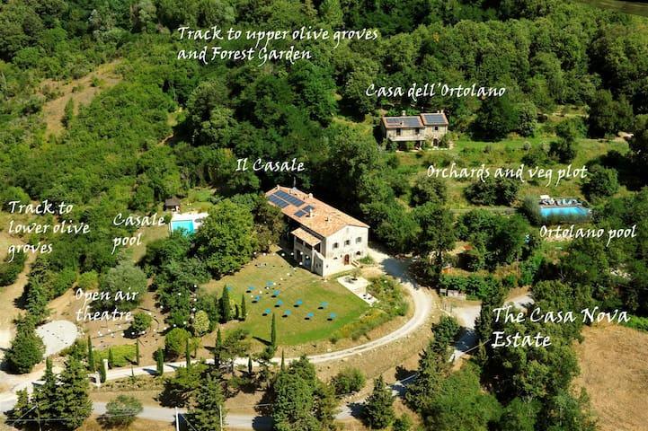 Casa Dell'Ortolano - Spedalicchio - House