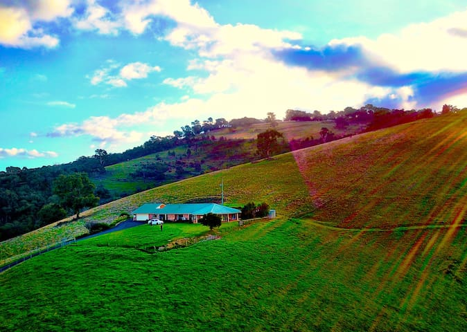 AmazingBreathTaking 360° view of the Yarra Valley