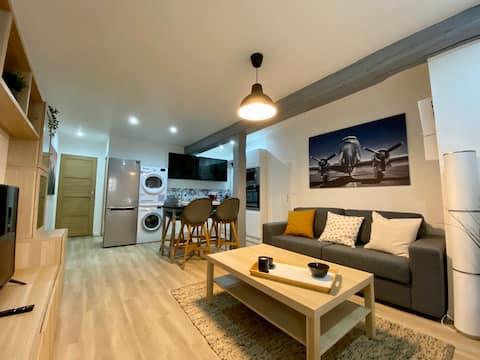 Appartement F2 plein centre de Bray sur Seine