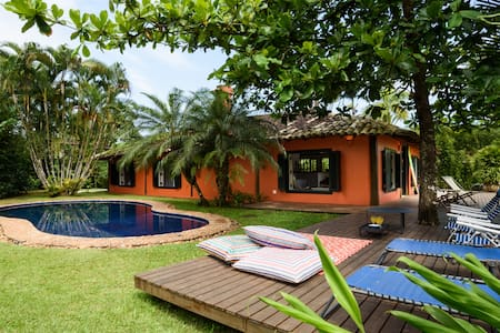 BARRA DO SAHY - Lindo Jardim