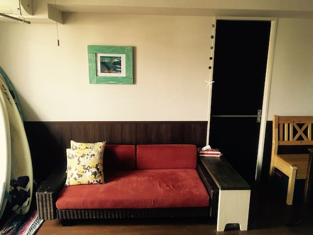 Shonan Tsujido☆Chill Out Room - Chigasaki - Appartement