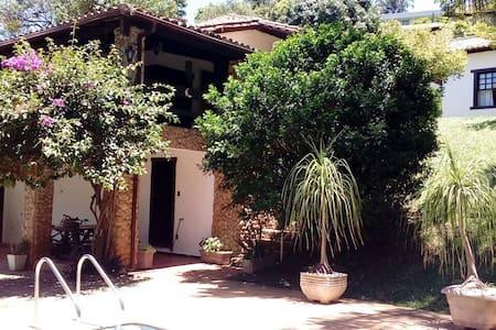 Casa charmosa próxima a Inhotim - Brumadinho/ Minas Gerais