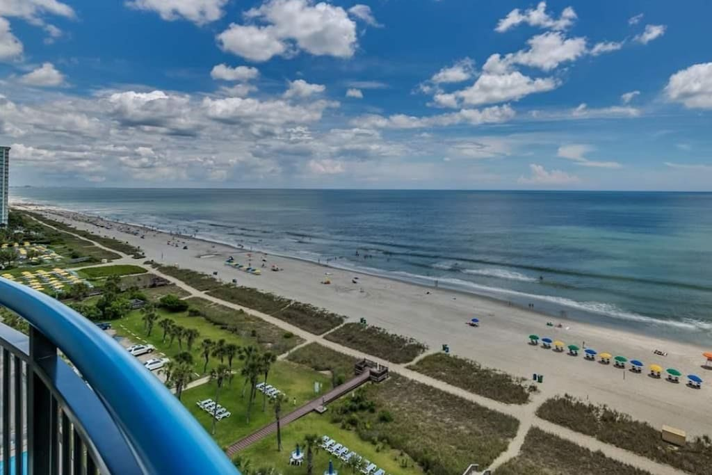 Oceanfront Condo Great Location Apartments For Rent In Myrtle Beach Sout