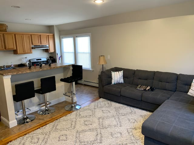 Relaxing Downtown Rahway Apartment