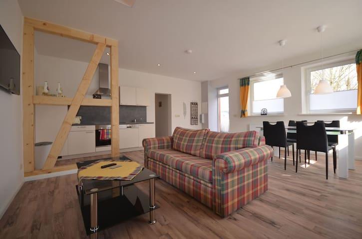 Ferienwohnung 1 Müritz Engel - Klink - Apartamento