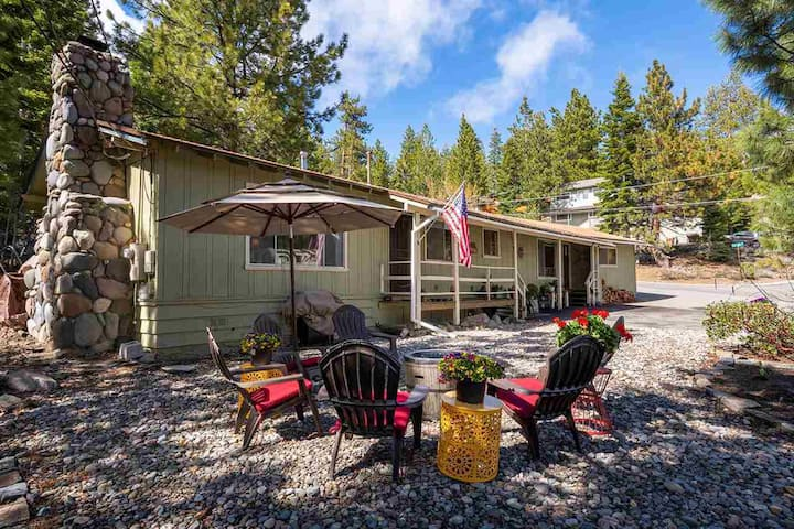 Mtn. Home, Close to Ski, Rim Trails and Downtown