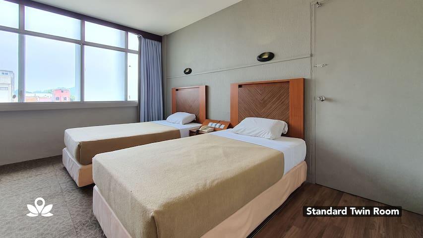 Elegant Room at Panorama Hotel