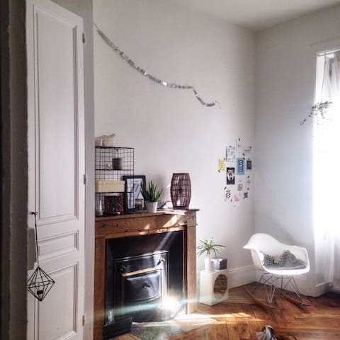 Appartement cosy proche Part Dieu