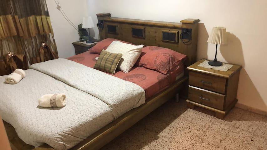 Nice Room for couples in German Col(hablo español)