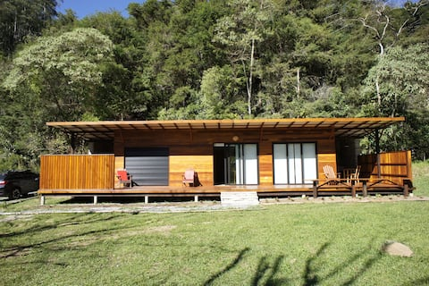 Mountain Lodge em Visconde de Maua