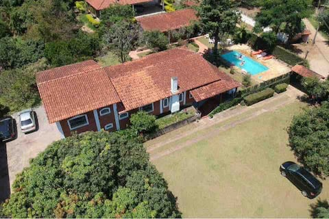 Casa de Campo a 30 min (20km) de S. Paulo com Wifi
