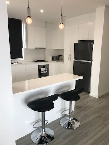 Brand new large penthouse apartment in Belmore