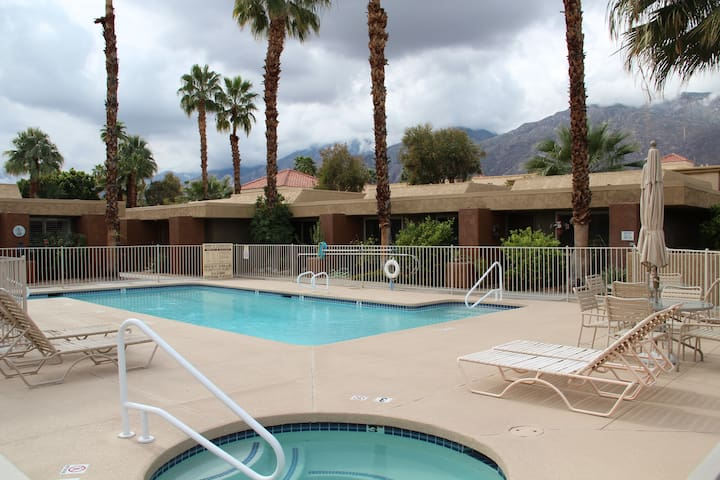 1 Bedroom 1 Bathroom Palm Springs Condo