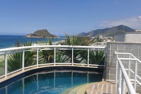 Apart hotel na praia do recreio - Rio de Janeiro
