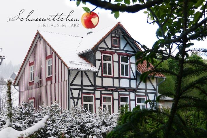 Harzhaus Schneewittchen im Oberharz - Sorge