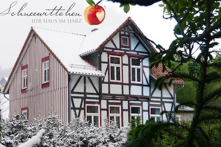 Harzhaus Schneewittchen im Oberharz - Sorge - Andere