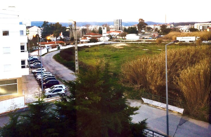 Uma varanda para o rio - Rio Maior - Apartment