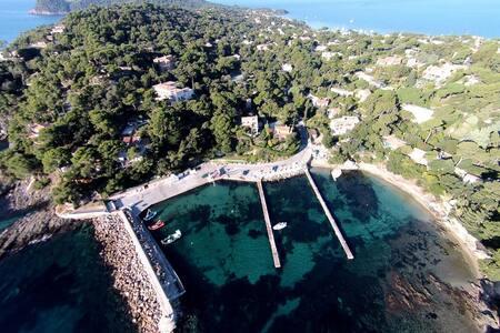 Cœur de la presqu'île de Giens à Hyeres - Hyères