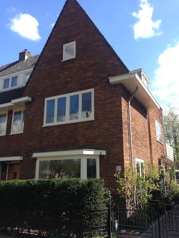 Prachtig 30-jaren huis - De Bilt - House