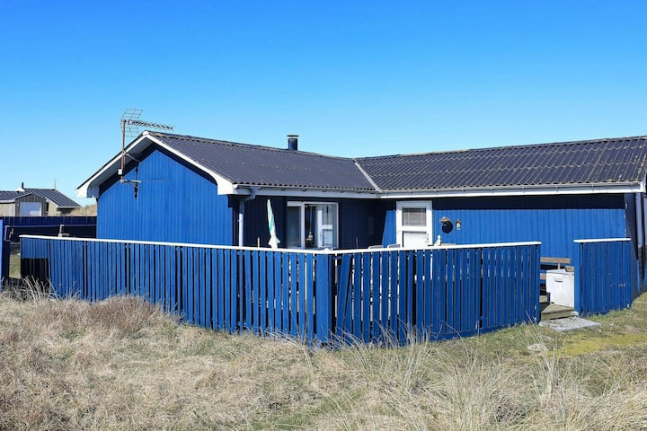 Simplistic Holiday Home in Hirtshals Near Sea