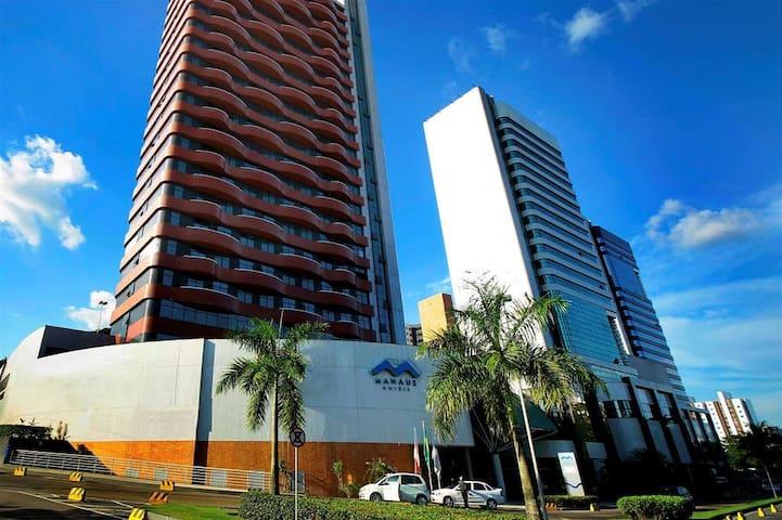 Flat / Apt - Hotel Millenium Center - Manaus