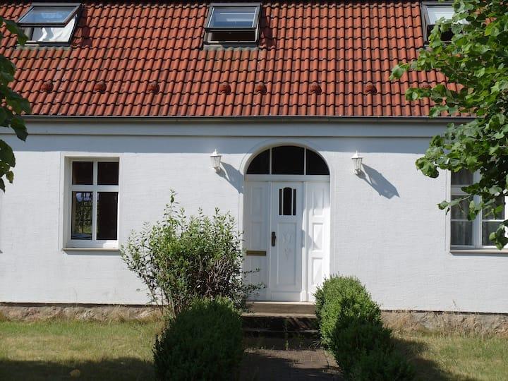Großzügiges Ferienhaus im ländlichen Brandenburg