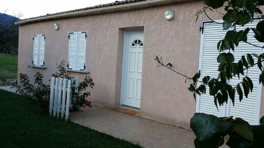 villa 80 m2 - San-Nicolao - บ้าน