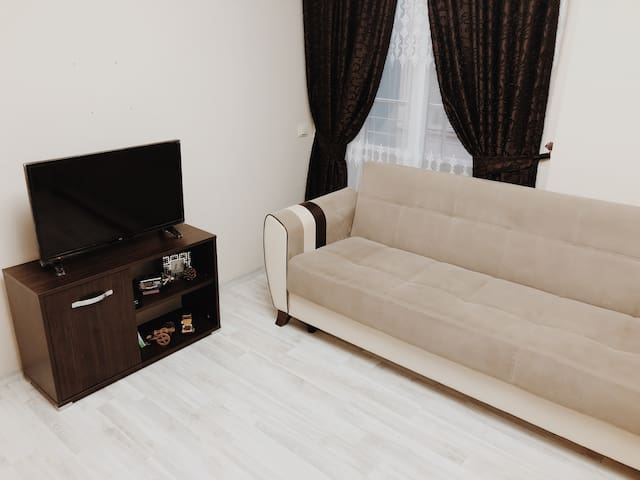 Cozy Flat at the Heart of Mersin Yenişehir