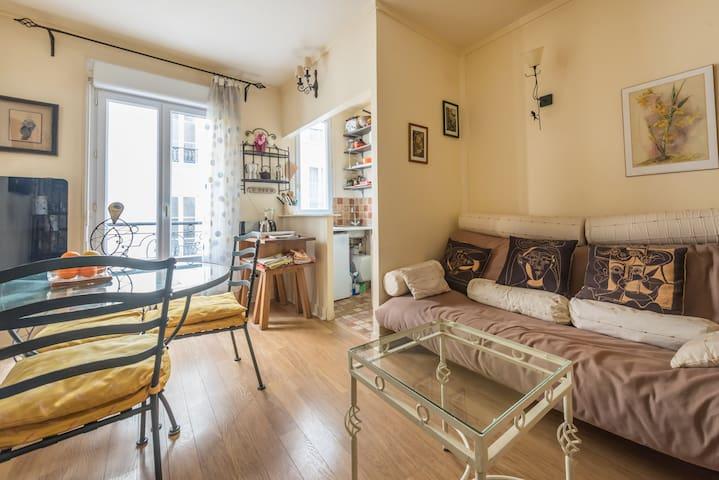 lieu de vie (16 m2, cuisine ouverte, très clarteux