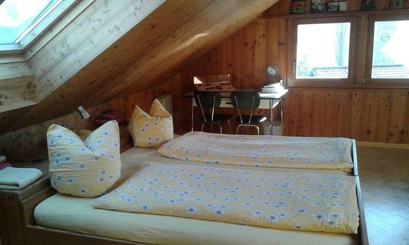 BnB Varen, Weindorf, Pfyn-Finges Z4 - Varen - Bed & Breakfast