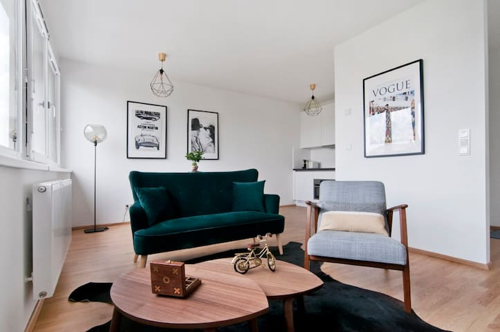 » Stylish, Mid-Century Apt - Heart Of Vienna «