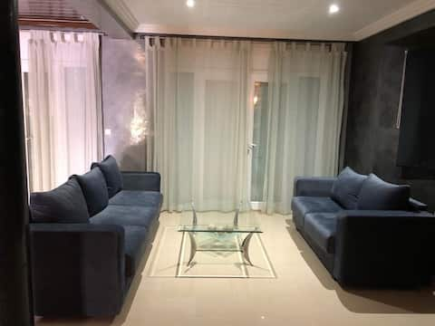 Villa/chalet style