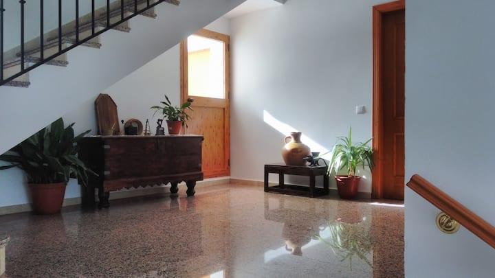 New apartment at Villanueva de San Juan (Seville).