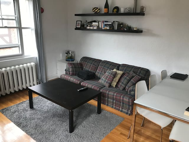 Sunny apartment in Montreal NEAR EVERYTHING
