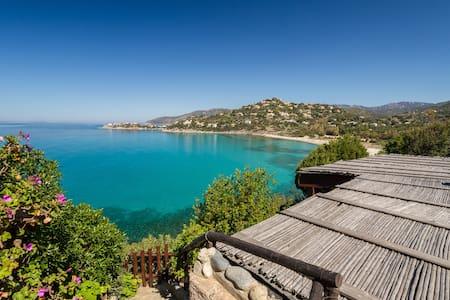 Sardinia Amazing sea view, Private home Sea Access - Torre delle Stelle - House