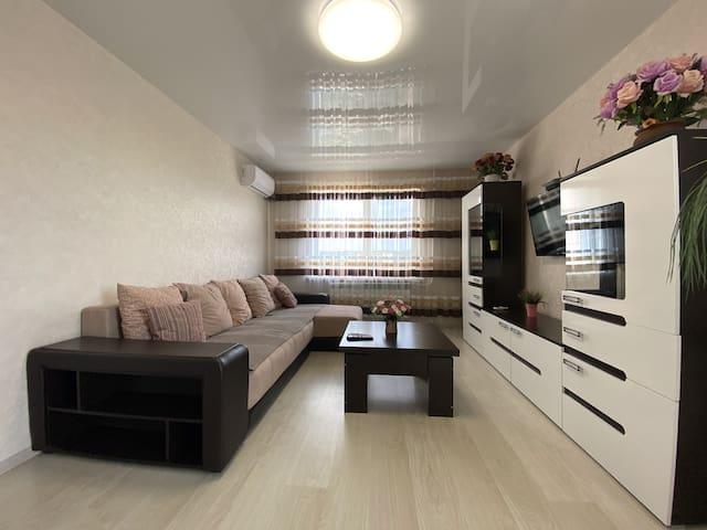 ⚛ 3комн квартира 105м² с шикарным видом | Sutki26™