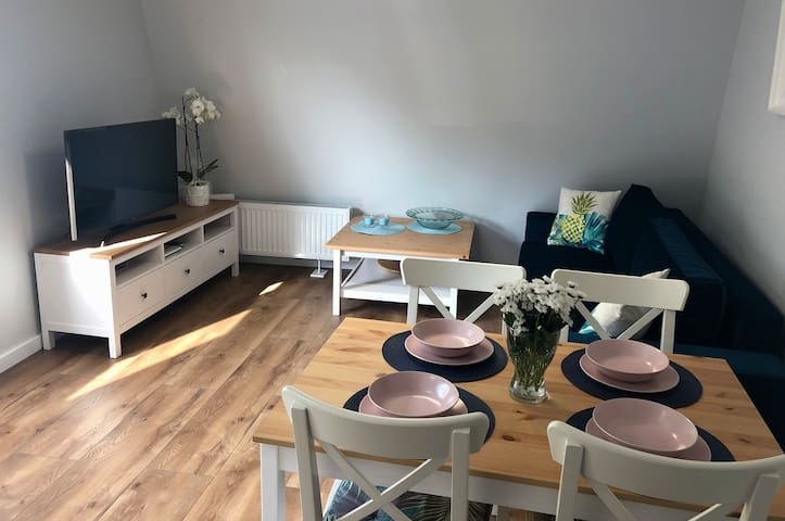 Apartament Baltic Breeze II - morze i las