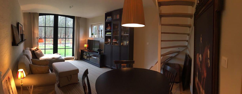 Gezellig appartement te Lummen