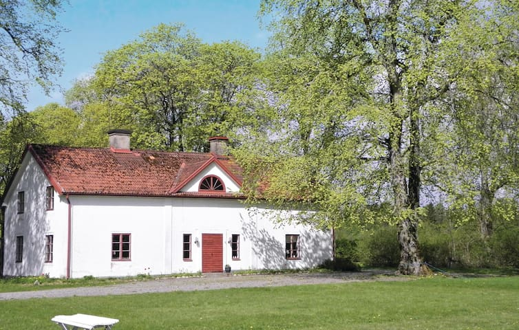 Holiday cottage with 4 bedrooms on 175m² in Vetlanda