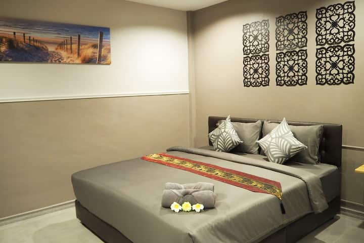 Brand new room near beach A
