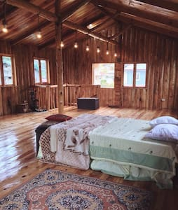 Rustic Log Cabin nestled in the heart of Sagada - Sagada