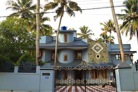 Anjali Homestay - Beautifully Maintained Bungalow